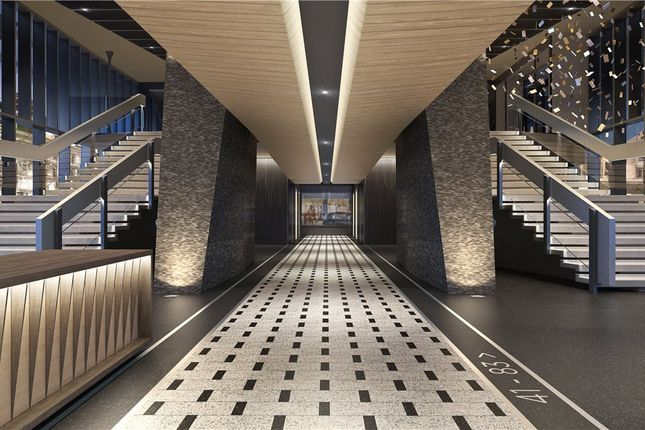 Centre Point Cgi of Centre Point Residences, London WC1A