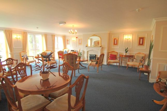 Communal Lounge of Wade Wright Court, Downham Market PE38