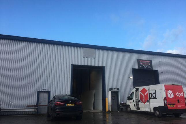 Industrial to let in Unit 4C, Wentloog Buildings, Rumney, Cardiff