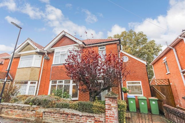 Thumbnail Semi-detached house for sale in Wilton Gardens, Upper Shirley, Southampton