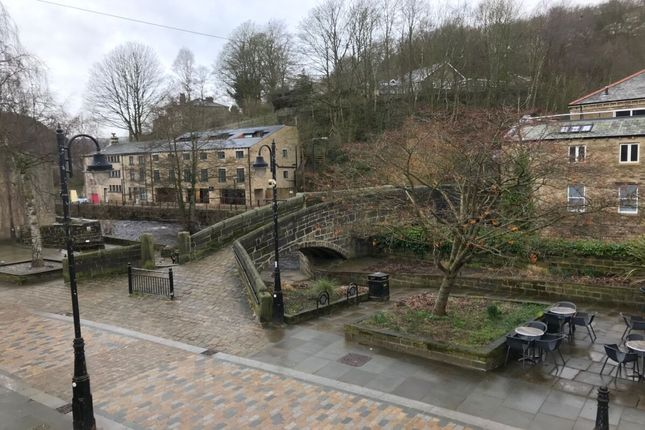 Thumbnail Flat to rent in A Bridge Gate, Hebden Bridge