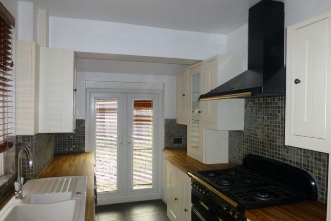Thumbnail Terraced house to rent in Frog Lane, West Malling