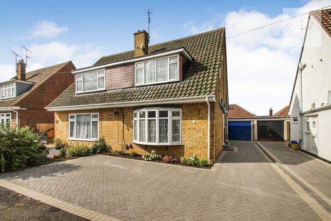 Thumbnail Semi-detached house for sale in St. Clements Crescent, Benfleet
