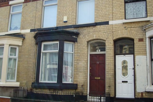 2 bed terraced house to rent in Newcombe Street, Liverpool
