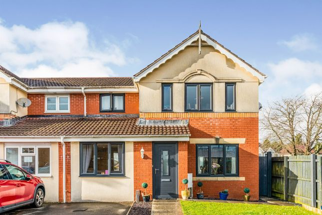 Thumbnail Semi-detached house for sale in Clos Springfield, Talbot Green, Pontyclun