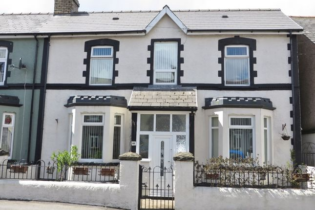 Thumbnail End terrace house for sale in New Road, Nantyglo, Ebbw Vale