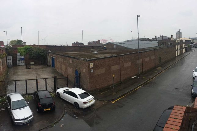 Thumbnail Industrial for sale in Bridge Street, Bootle