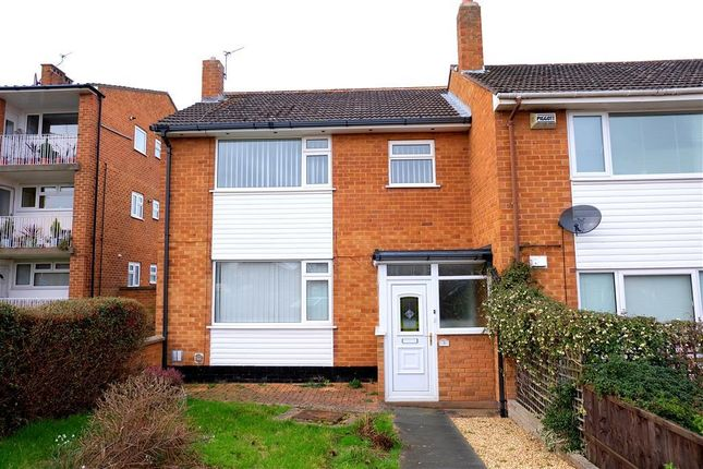 Thumbnail Property to rent in Somerset Road, West Kirby, Wirral
