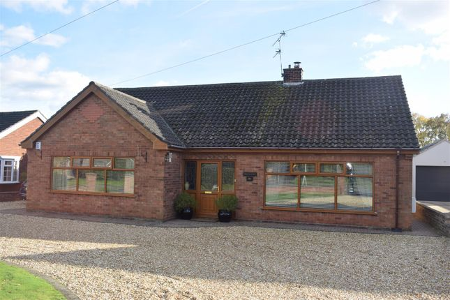 Thumbnail Bungalow for sale in Messingham Lane, Scawby, Brigg