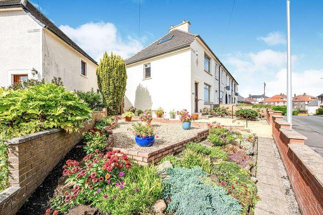 Thumbnail Terraced house for sale in Burt Avenue, Kinghorn, Burntisland, Fife
