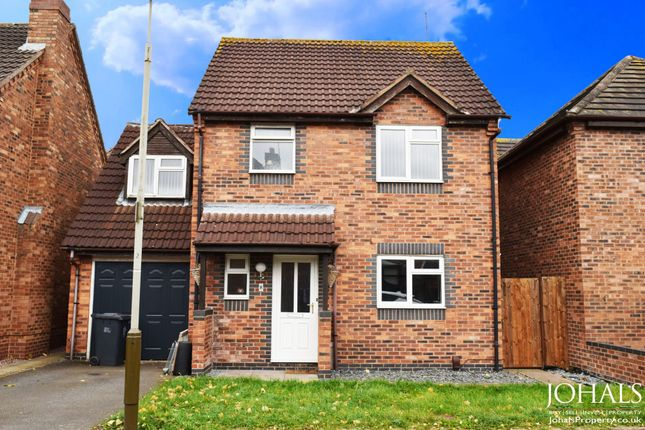 Thumbnail Detached house to rent in Foxglove Road, Hamilton