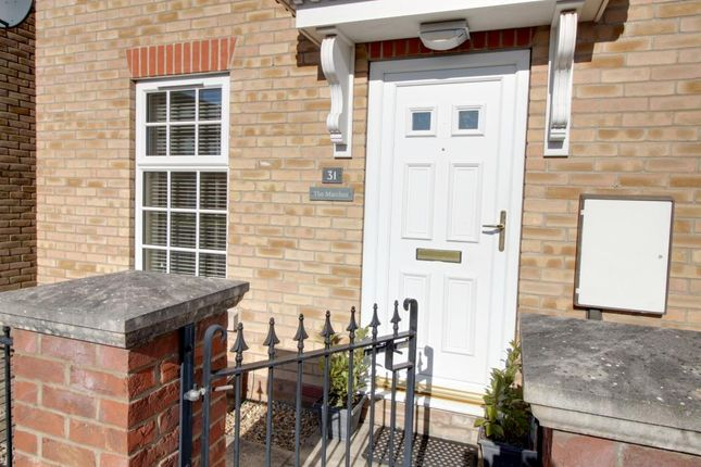 Thumbnail End terrace house to rent in Woodrow Place, Spalding