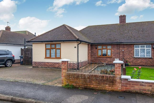 Thumbnail Bungalow for sale in Meadhurst Road, Chertsey
