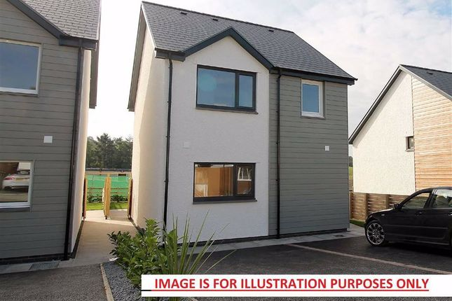 Thumbnail Detached house for sale in Ger-Y-Cwm Development, Aberystwyth, Ceredigion