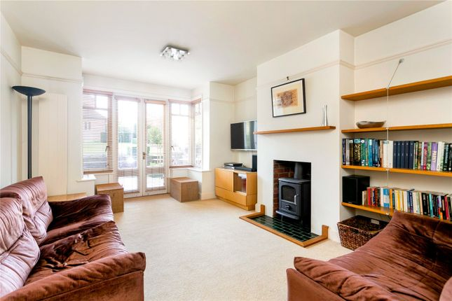 Sitting Room of Cheriton Road, Winchester, Hampshire SO22
