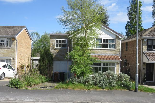 Thumbnail Detached house for sale in Kirklees Close, Farsley, Pudsey
