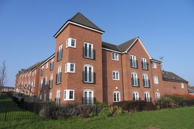 Thumbnail Flat to rent in Fenton Place, Leeds
