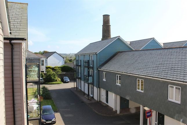 Thumbnail Flat for sale in Whym Kibbal Court, Redruth, Cornwall