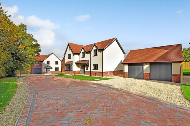 Thumbnail Detached house for sale in Malvern Road, Powick, Worcester