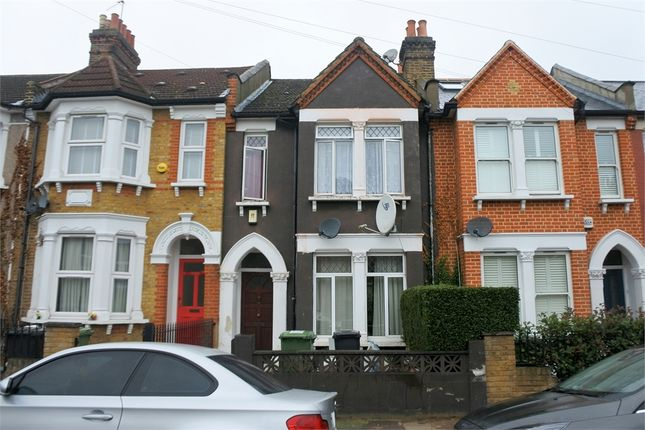 Thumbnail Terraced house to rent in Albacore Crescent, Lewisham, London