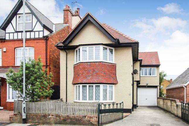Thumbnail Detached house for sale in St. James Road, Bridlington