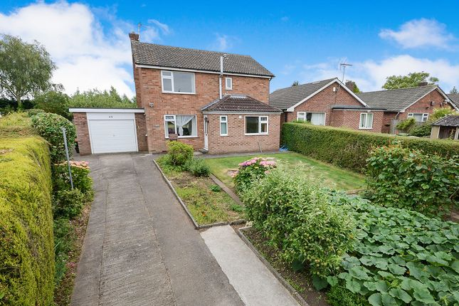 Thumbnail Detached house for sale in Eastfield Crescent, York