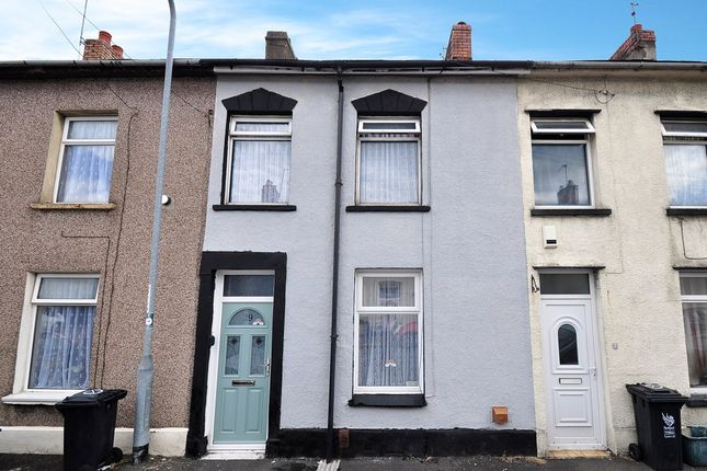 Thumbnail Terraced house for sale in Bishop Street, Newport
