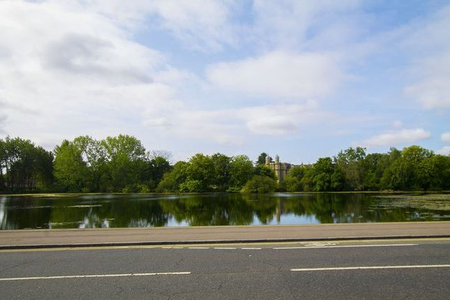 Thumbnail Flat for sale in Snaresbrook Road, London