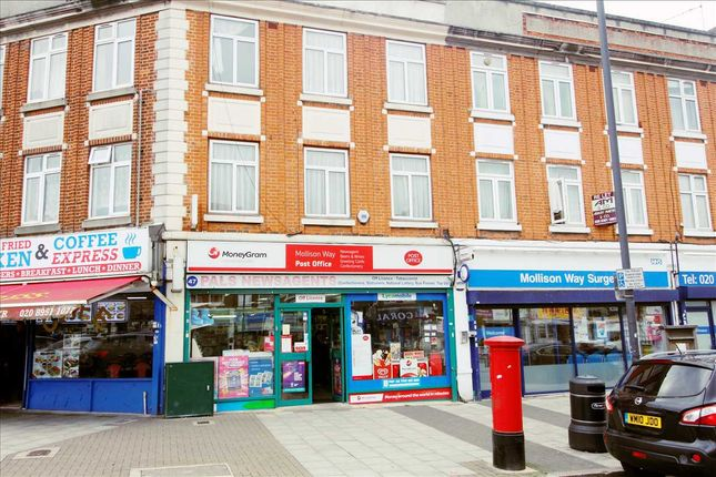 Thumbnail 4 bed flat to rent in South Parade, Mollison Way, Edgware