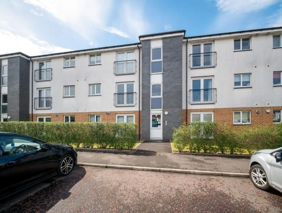 Thumbnail Flat for sale in Crowhill Quadrant, Bishopbriggs, Glasgow, East Dunbartonshire