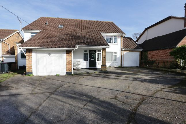 Thumbnail Detached house for sale in Folly Lane, Hockley