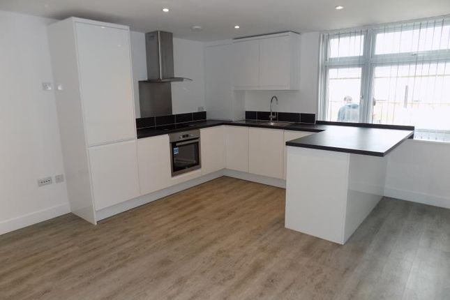 Thumbnail Flat to rent in The Observatory, High Street, Slough