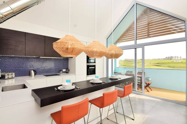 Thumbnail End terrace house for sale in Maer Down Road, Bude