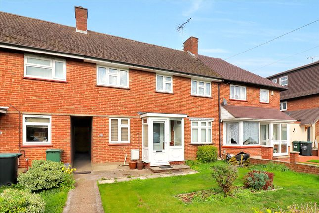 Thumbnail Terraced house for sale in The Fairway, Abbots Langley