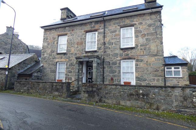 Thumbnail Detached house for sale in Ty Meurig, Meyrick Street, Dolgellau