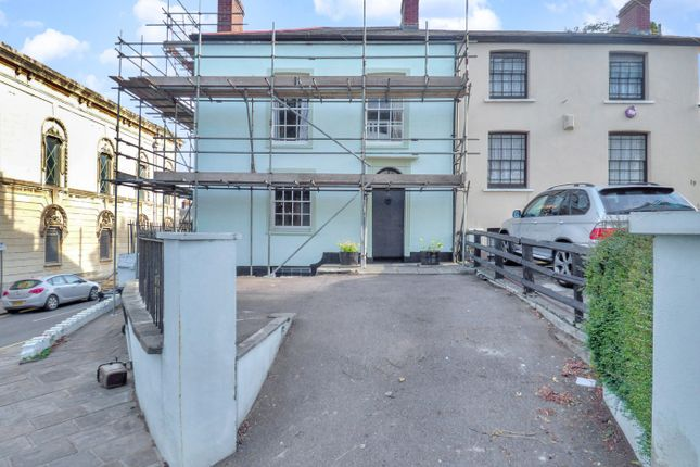 Thumbnail Semi-detached house for sale in Victoria Place, Newport, Gwent