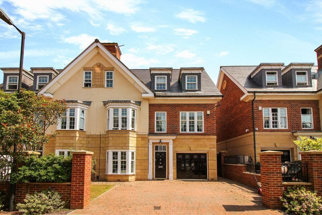 Thumbnail Semi-detached house for sale in Grove Park Square, Gosforth, Newcastle Upon Tyne