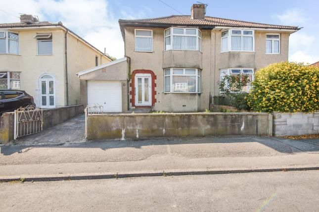 Front of Mackie Avenue, Filton, Bristol BS34