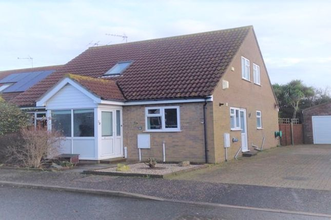 Thumbnail Bungalow for sale in Brian Bishop Close, Walton On The Naze