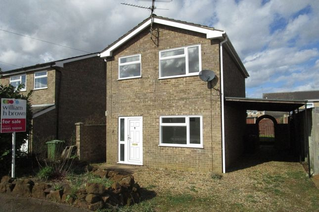3 bed detached house for sale in Mallard Close, Snettisham, King's Lynn