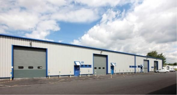 Thumbnail Light industrial to let in Unit C, Heywood Distribution Park, Heywood, Manchester