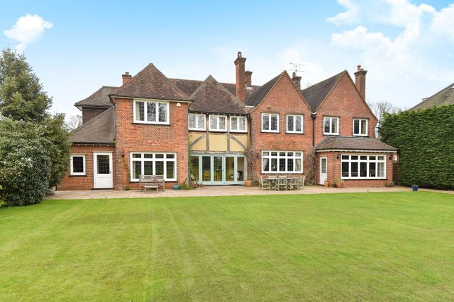 Thumbnail Detached house for sale in Grove Road, Beaconsfield