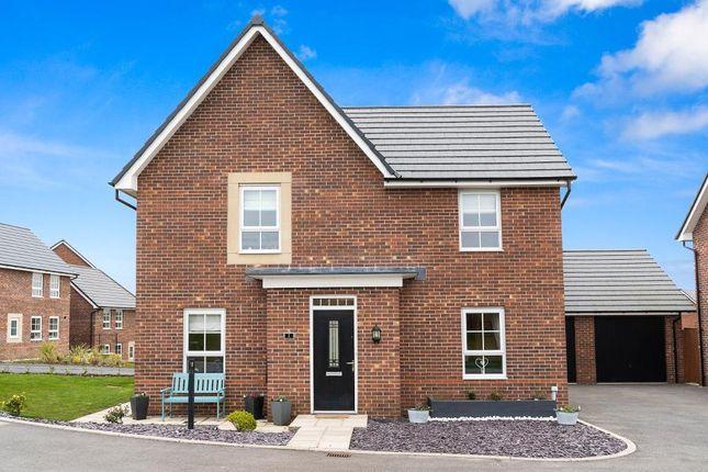 Thumbnail Detached house for sale in Parkinson Place, Garstang, Lancashire
