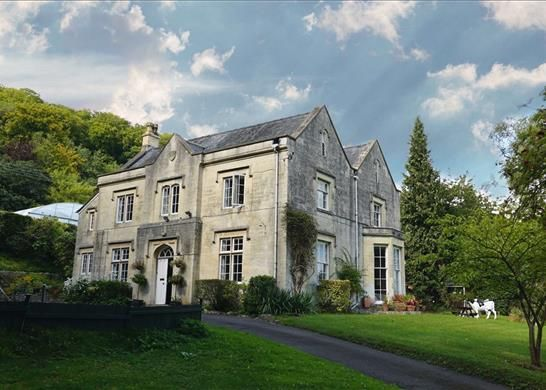 Thumbnail Detached house for sale in Slad, Stroud, Gloucestershire
