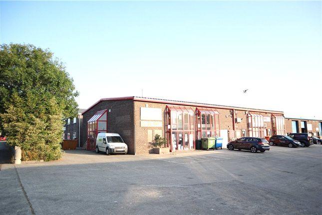 Thumbnail Light industrial to let in Unit 3 Bartlett Court, Lynx Trading Estate, Yeovil, Somerset