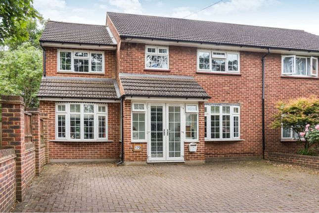 Thumbnail Semi-detached house for sale in Horseshoe Lane, Watford