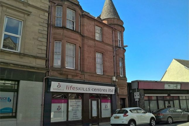 Thumbnail Commercial property for sale in Investment Opportunity, 81 High Street, Galashiels, Scottish Borders