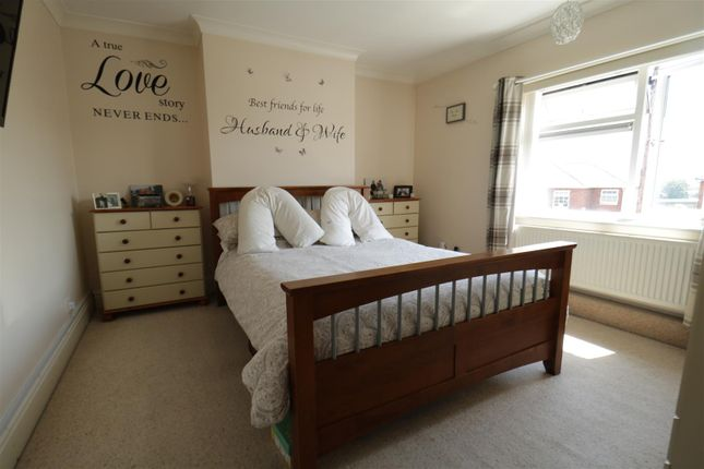 Master Bedroom of Washington Road, Goldthorpe, Rotherham S63