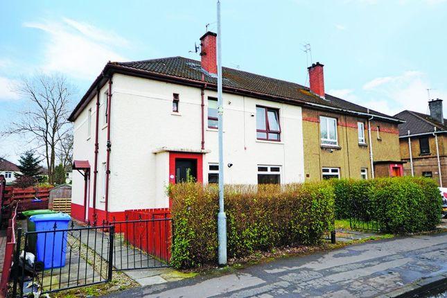 Thumbnail Flat for sale in 57 Kinellar Drive, Knightswood, Glasgow