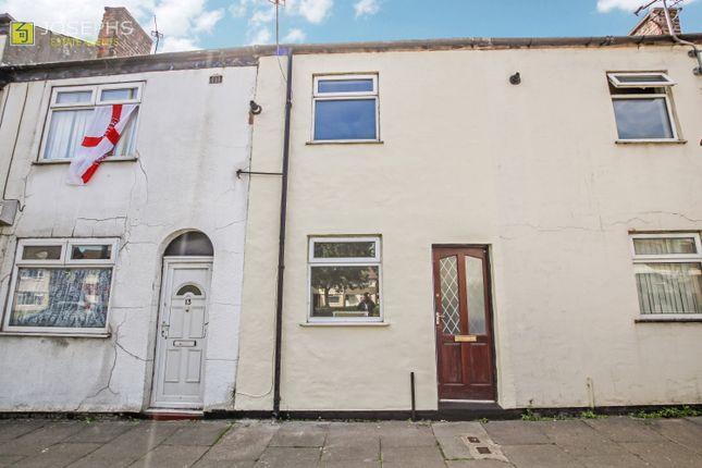 Thumbnail Terraced house for sale in Glynne Street, Bolton